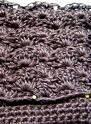 Bolso de playa en crochet