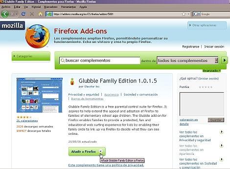 Seguridad de los niños y adolescentes en Internet y la PC