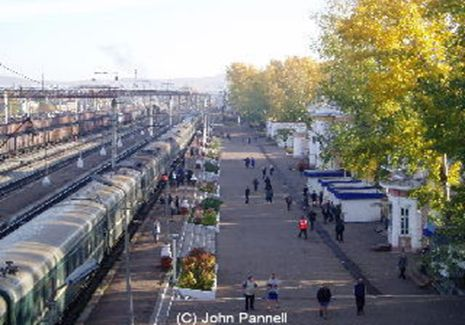 Tren transiberiano, un viaje a través de la historia