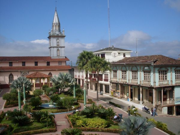 Zaruma, Patrimonio Cultural del Ecuador