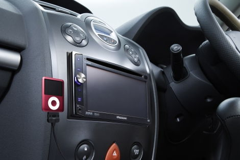 Accesorios de audio y video para el automóvil