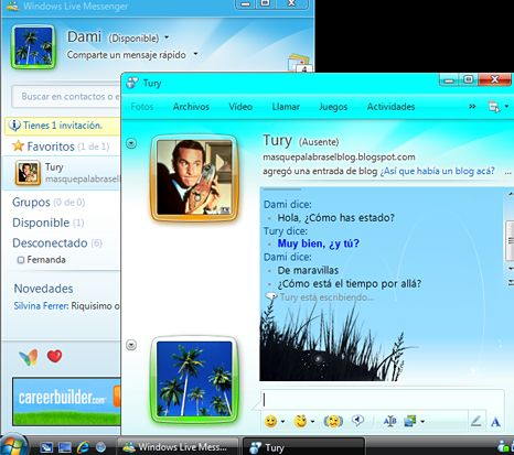 Todo sobre Windows Live Messenger 2009