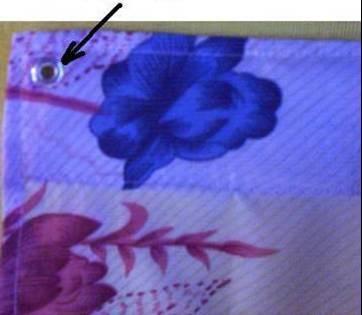 Cómo hacer una cortina de baño: paso a paso en imágenes