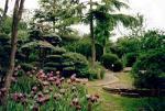 Componentes del jardín japonés