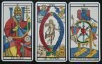 El rol de los arcanos en el esquema visual de tarot