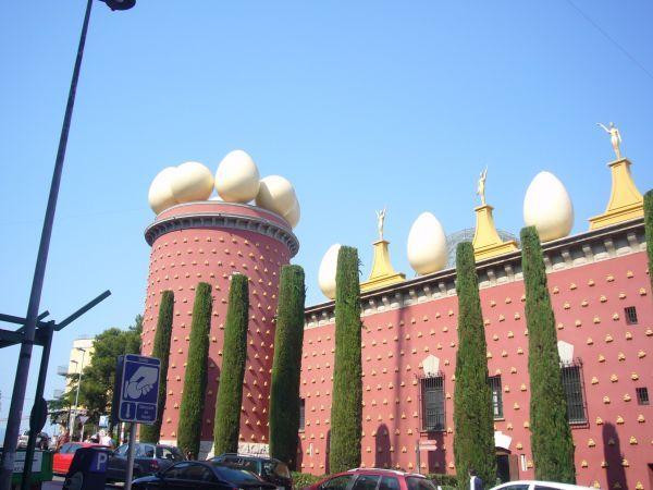 Figueres, la ciudad de Dalí