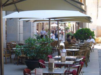 Museos y restaurantes en Gerona