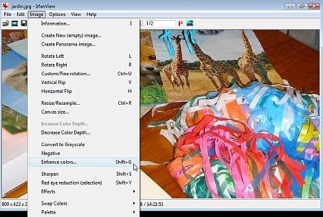 Cómo ver y modificar imágenes en mi PC