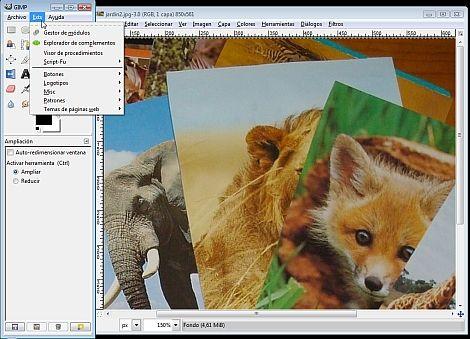 Otros programas de edición de imágenes: Picasa,Irfanview, Corel Draw y Photoshop