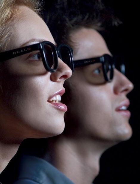 El nuevo cine 3D