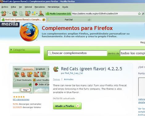 Cómo personalizar Firefox
