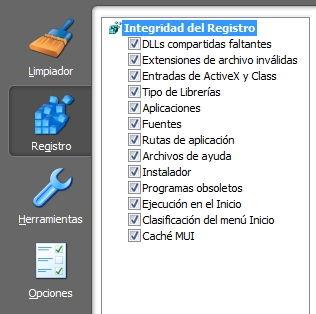 Cómo limpiar el registro de tu PC con CCleaner