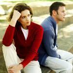 La visión masculina del divorcio