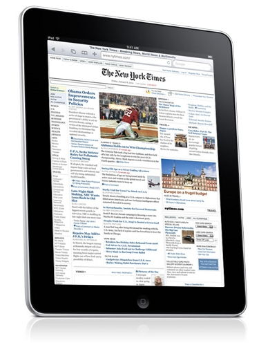 Todo sobre iPad de Apple
