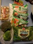 Las verduras congeladas y sus ventajas