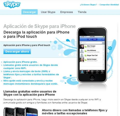 Cómo hablar gratis por teléfono con el iPhone