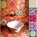 Como hacer artesanías con mosaicos