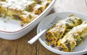 Enchiladas suizas: video paso a paso