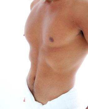 Aumento de pectorales para hombres