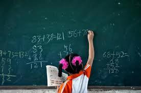 Como enseñar las tablas de multiplicar a un niño