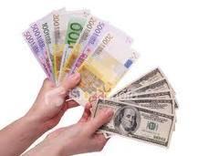 Dólares o euros?