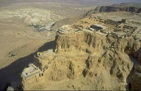 Masada, el último bastión contra los romanos