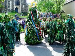 Jack in the Green, una fiesta celta en el siglo XXI