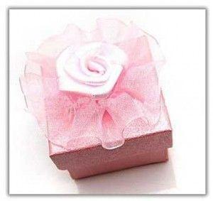 Cómo hacer lazos para regalo en forma de rosa decorativa: video paso a paso