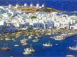 Mykonos, la perla del mar Egeo