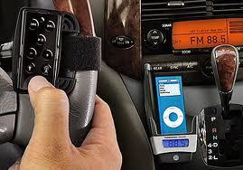 Audio sin cables para el automóvil