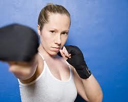 El boxeo y las mujeres