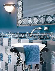 Cómo decorar con mosaicos venecianos