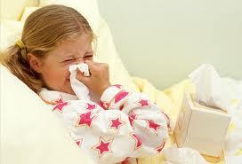 Cómo evitar el resfriado en los niños