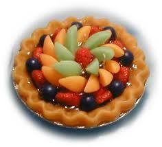 Tartas de frutas