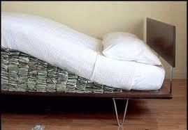 ¿Dónde guardar el dinero en casa?