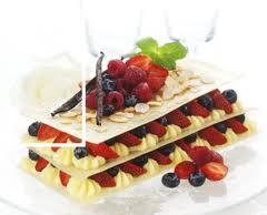 Recetas de lasañas de frutas
