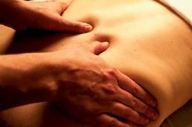 Masajes para la espalda