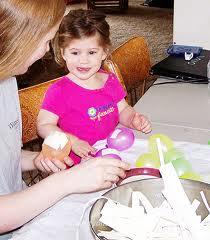Cómo hacer instrumentos caseros para los niños