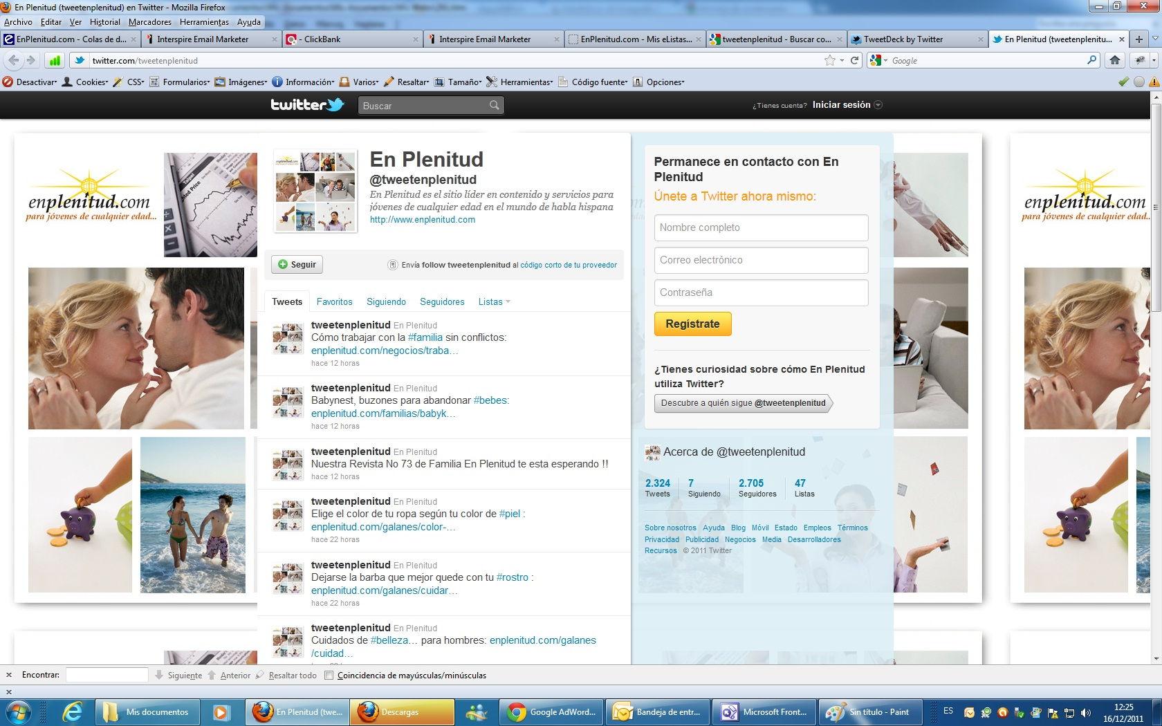 Cómo entrar con tu empresa en Twitter y sobresalir