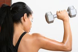 Ejercicios para los brazos y los hombros