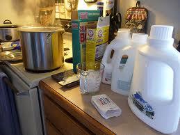 Cómo hacer productos de limpieza ecológicos