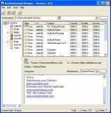 Cómo usar Outlook como explorador de archivos y navegador