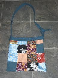 Cómo hacer un bolso en patchwork