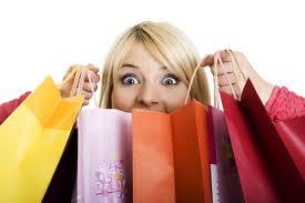 Las mujeres, las compras y la ovulación