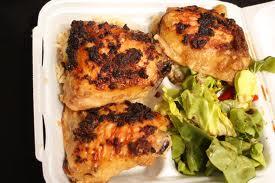 Receta de pollo a la egipcia