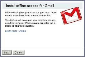 Cómo usar Gmail sin estar conectado