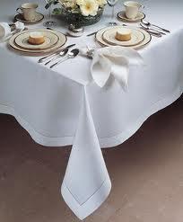 Cómo comprar el mejor mantel para tu mesa