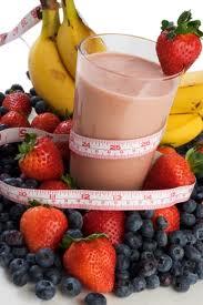 Batidos para perder peso
