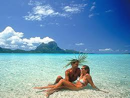 De vacaciones en Bahamas