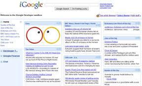 Cómo tener nuestra página principal con iGoogle